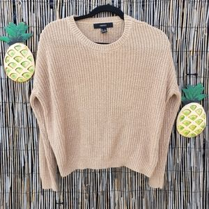 🥳5/$25 Forever 21 knit sweater